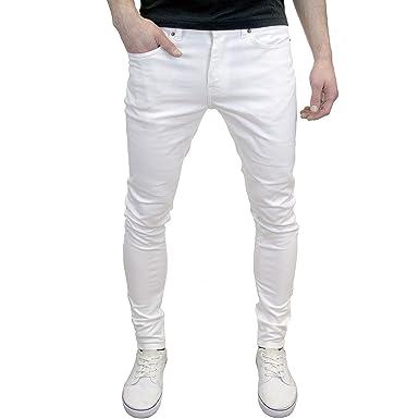526Jeanswear Senjo - Pantalones Vaqueros Ajustados para Hombre