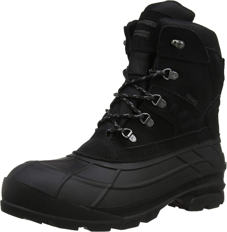 Kamik Men's Fargowide Snow Boot