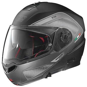Nolan N104 Absolute Tech casco de moto con visera de policarbonato con sistema de comunicación N