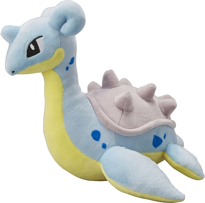"BRAND NEW 20cm Plush Soft Toy Teddy Pokemon Lapras 8"""