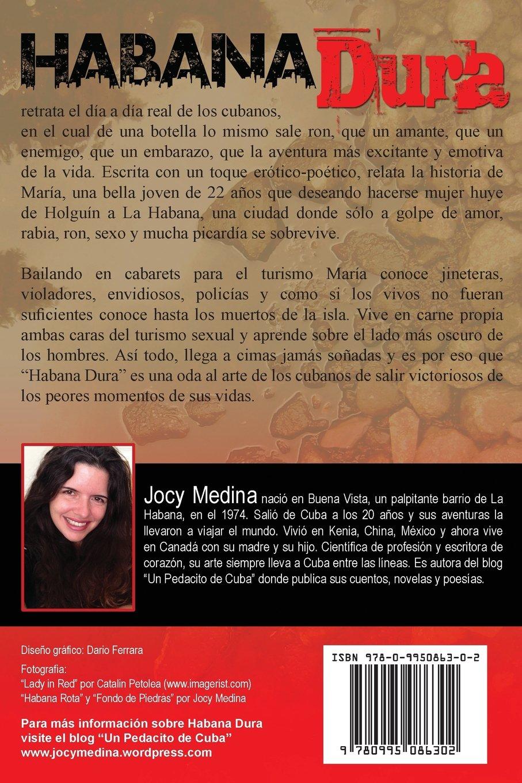 Habana Dura: La historia de María Mariposa: Amazon.es: Medina ...