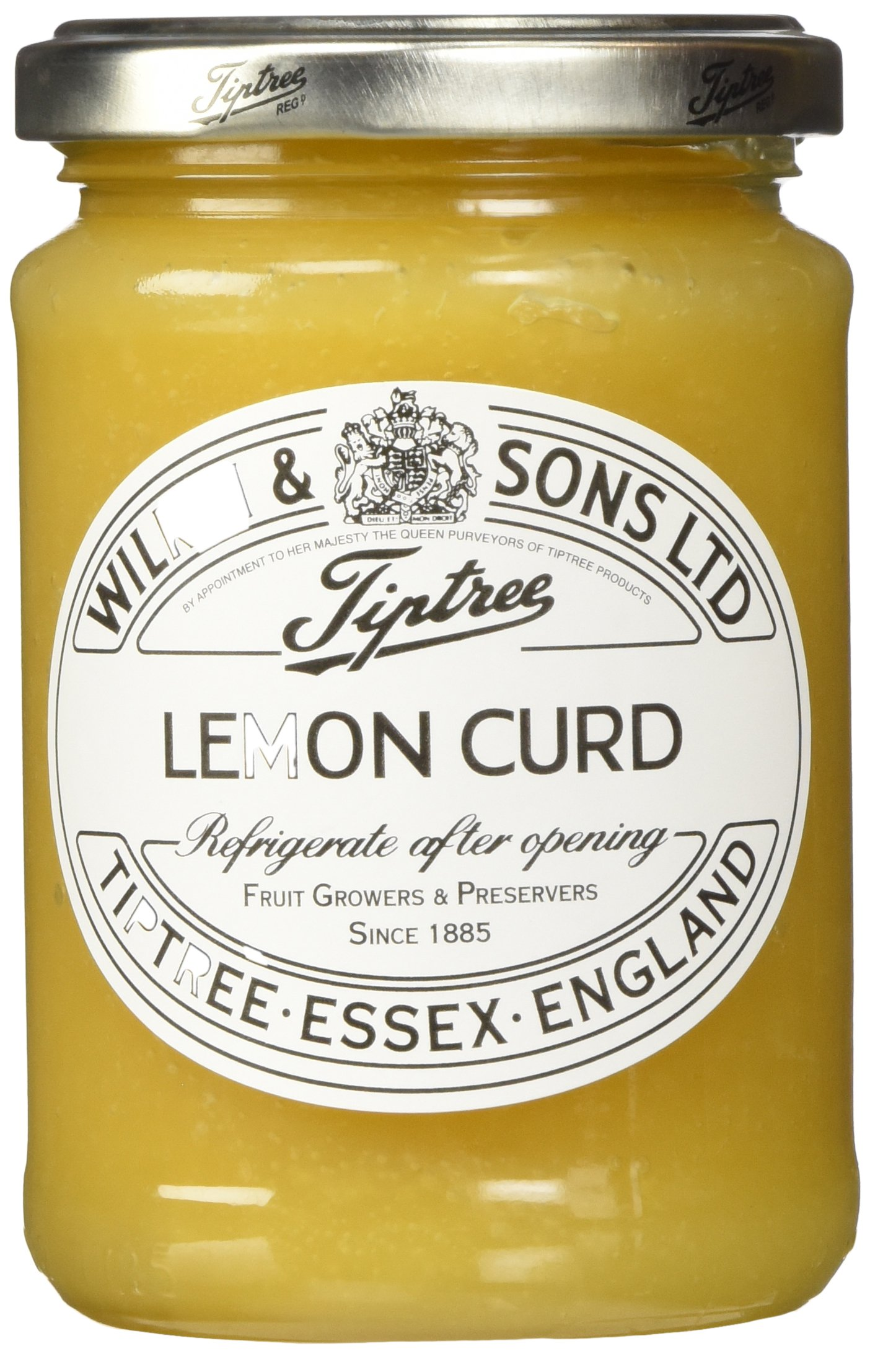 Tiptree Lemon Curd, 11 Ounce Jars (Pack of 2)