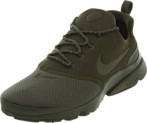 Nike Presto Fly Se, Zapatillas de Gimnasia para Hombre, Verde ...