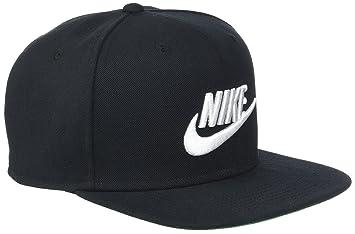 118add7aa23cb Nike Unisex Futura Pro Cap - Black/Pine Green/Black/(White), One ...
