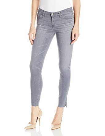 8a5c393d556d1 Amazon.com: AG Adriano Goldschmied Women's Grey Legging Ankle Jean: Clothing