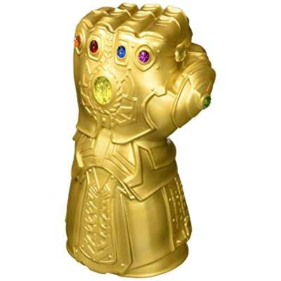 AVENGERS 3 INFINITY GAUNTLET PVC BANK: Toys & Games