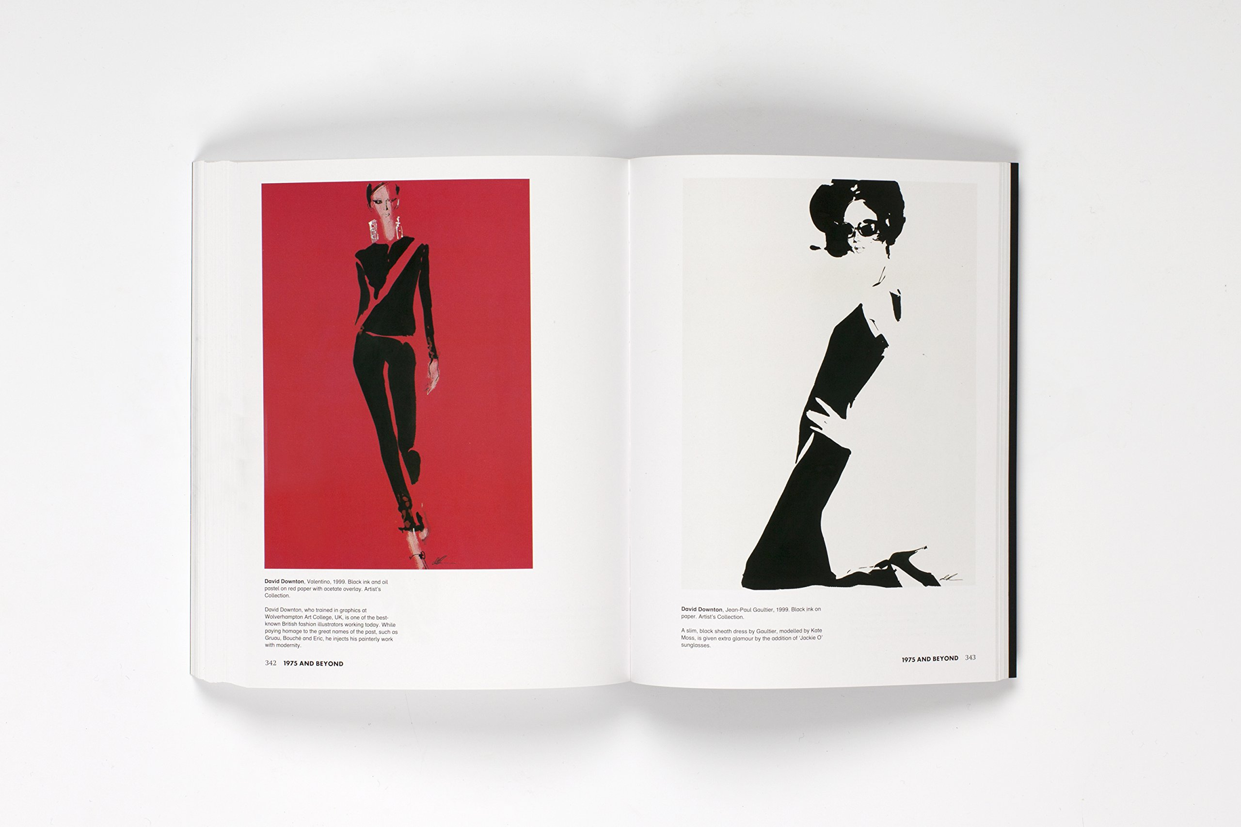 100 Years of Fashion Illustration mini: Cally Blackman: 9781786270689:  Amazon.com: Books