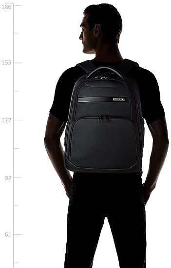 Amazon.com: Samsonite Backpack 39V09008 15-16 VECTURA comp, doc, Tablet, 2pockets, Black: Shipping from EU