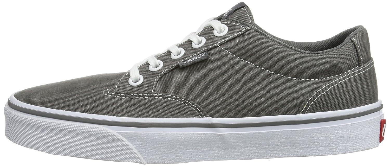 Vans Grau WINSTON Damen Sneakers Grau Vans (Charcoal Grau/W Cf8) bbf1cb