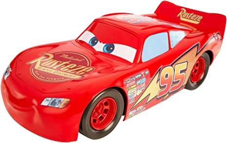 Disney Pixar Cars 3 Lightning Mcqueen 20 Vehicle