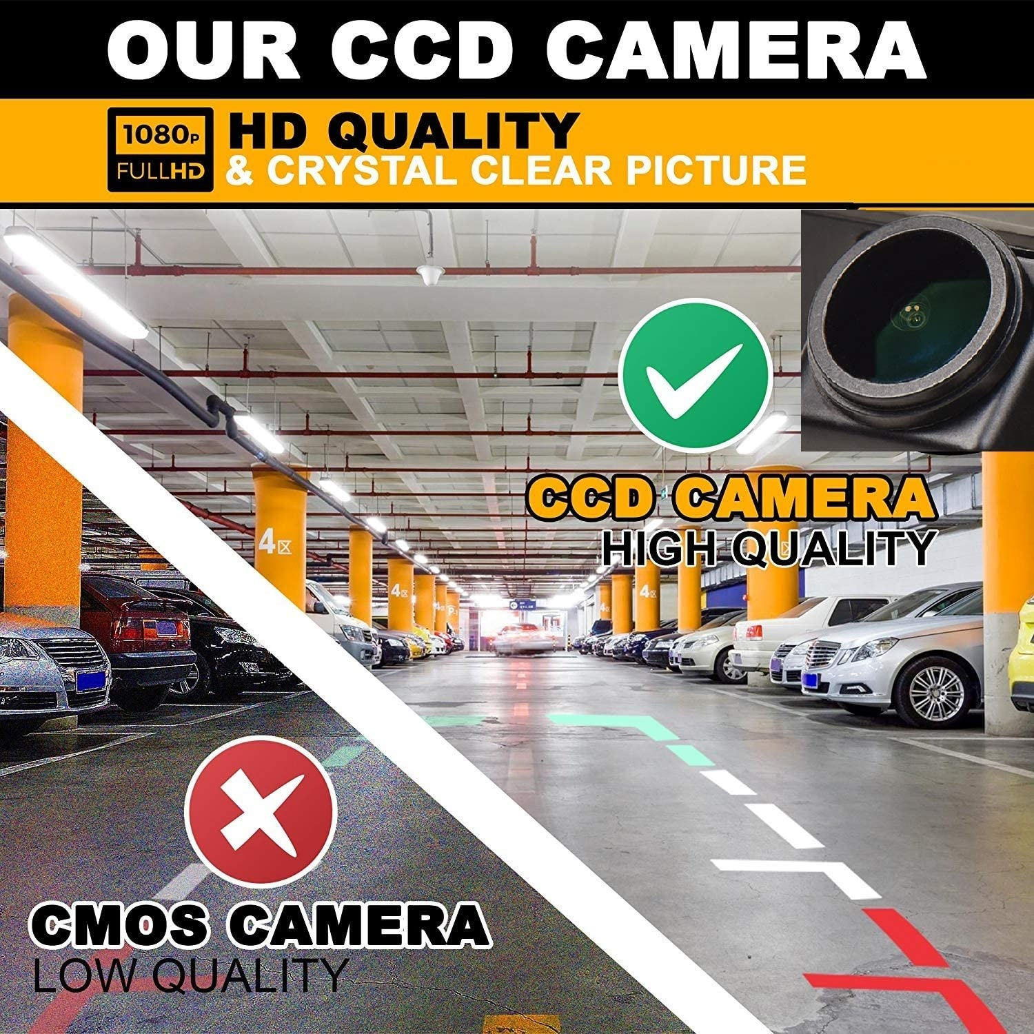 Class 2015 2016 CLA-Class C117 HD 1280x720p Rear Reversing Backup Camera Rearview Trunk Handle Replacement Camera Night Vision Ip68 Waterproof for MB Mercedes-Benz W205 C