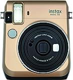Instax Mini 70 Fujifilm, Altın