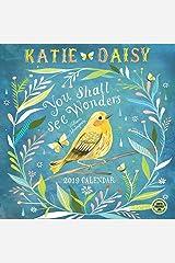 Katie Daisy 2019 Wall Calendar Calendar