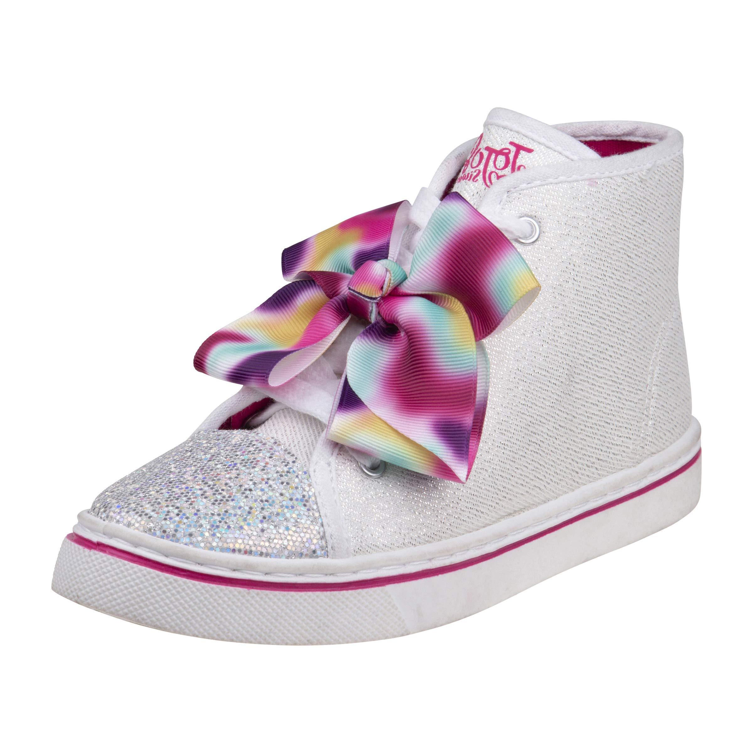 jojo siwa high top shoes