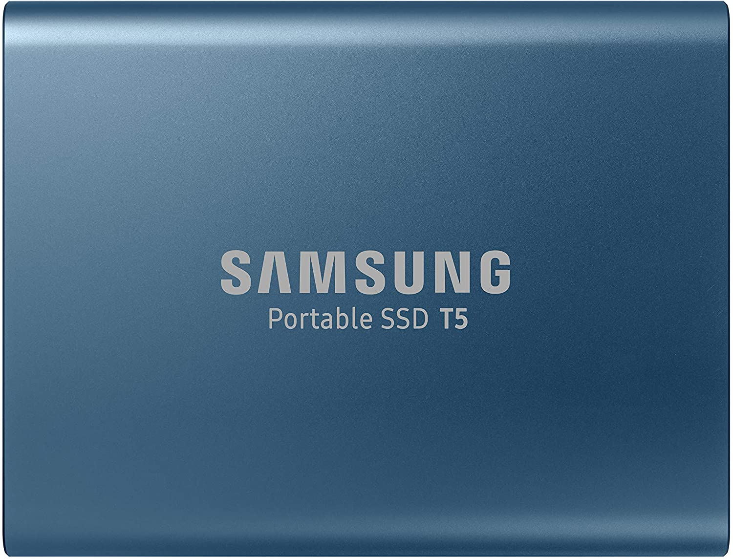 SAMSUNG T5 Portable SSD 500GB - Up to 540MB/s - USB 3.1 External Solid State Drive