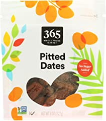 365 by Whole Foods Market, Dates Pitted, 8 Ounce