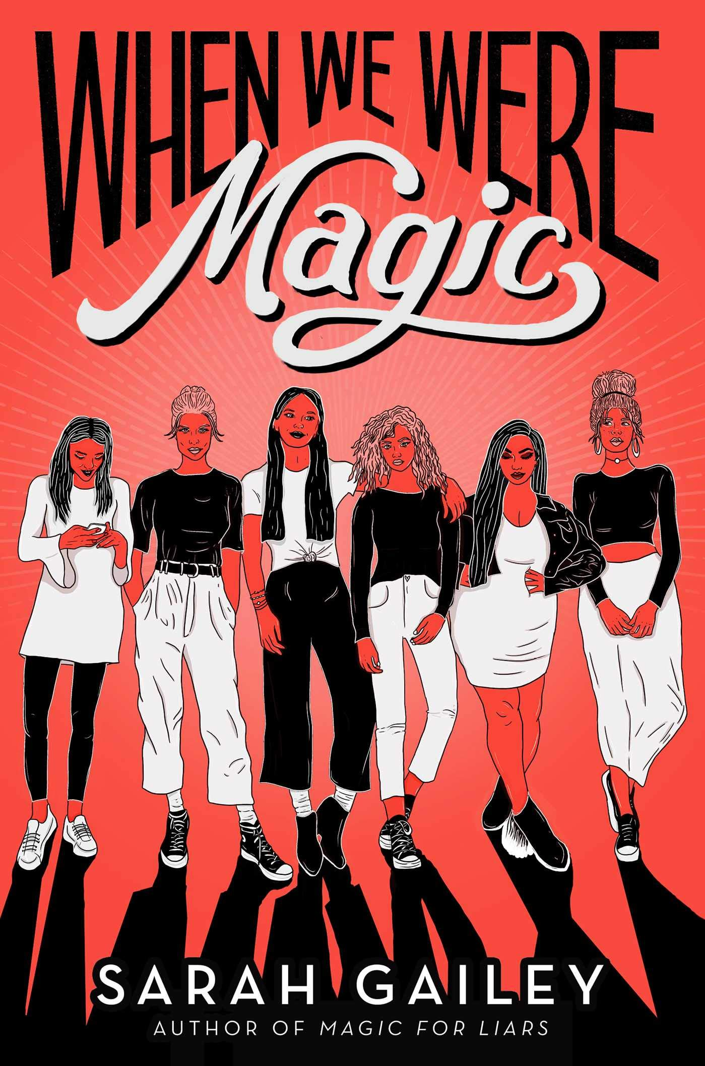 Amazon.com: When We Were Magic (9781534432871): Gailey, Sarah: Books