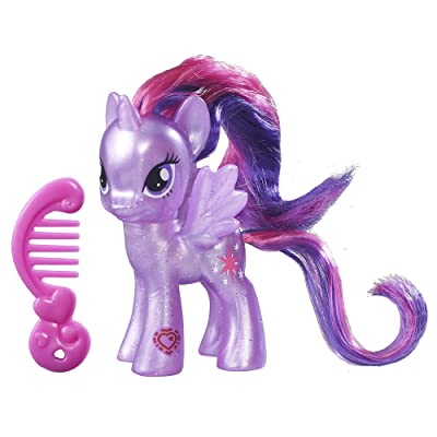 My Little Pony Princess Twilight Sparkle Doll: Toys & Games