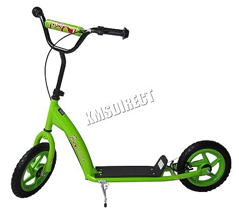 FoxHunter BMX - Patinete para niños y niñas, 2 ruedas, color ...
