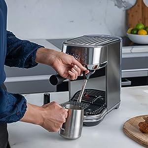 Sage Appliances SES500 Einkreiser-Espressomaschine im Angebot