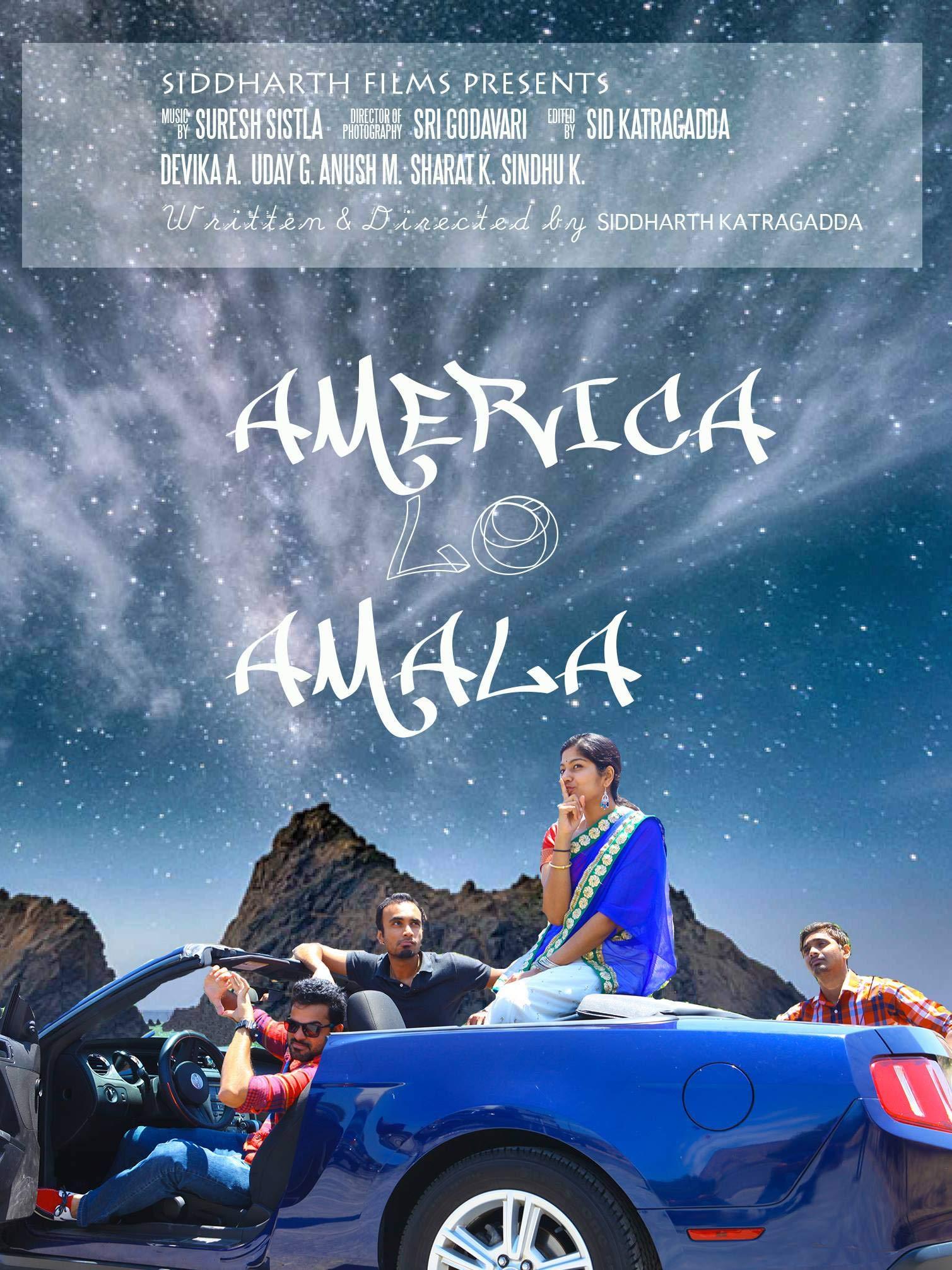 America Lo Amala (Amala in America)