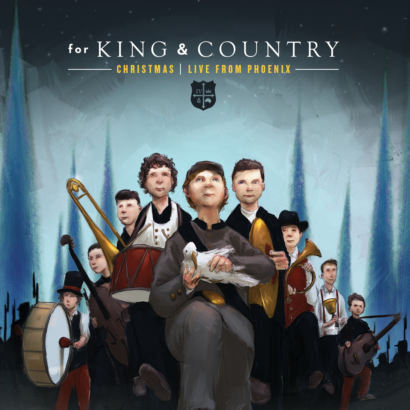 For King And Country Christmas.A For King Country Christmas Live From Phoenix
