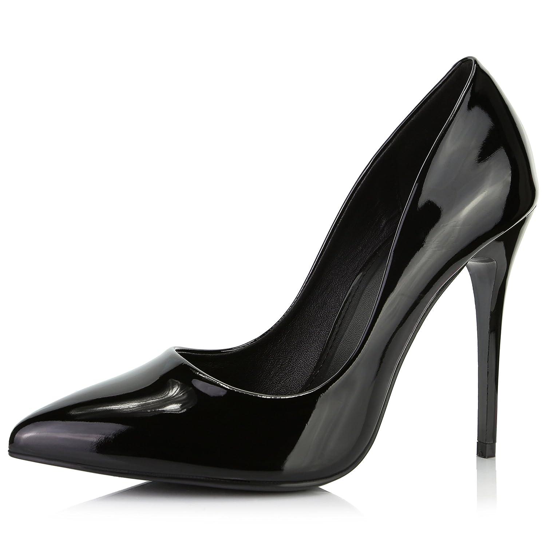 Fashion Paris Women's Heel Dailyshoes Dress Shoes Pointed 01 High Classic Stiletto Toe Pump wyvmON8n0P