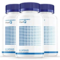 (3 Pack) Phen Q Ultra Diet Pills Caps Tablets Supplements for Women Men (180 Capsules)