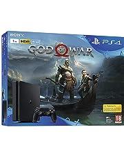 PlayStation 4 (PS4) - Consola de 1 TB + God of War