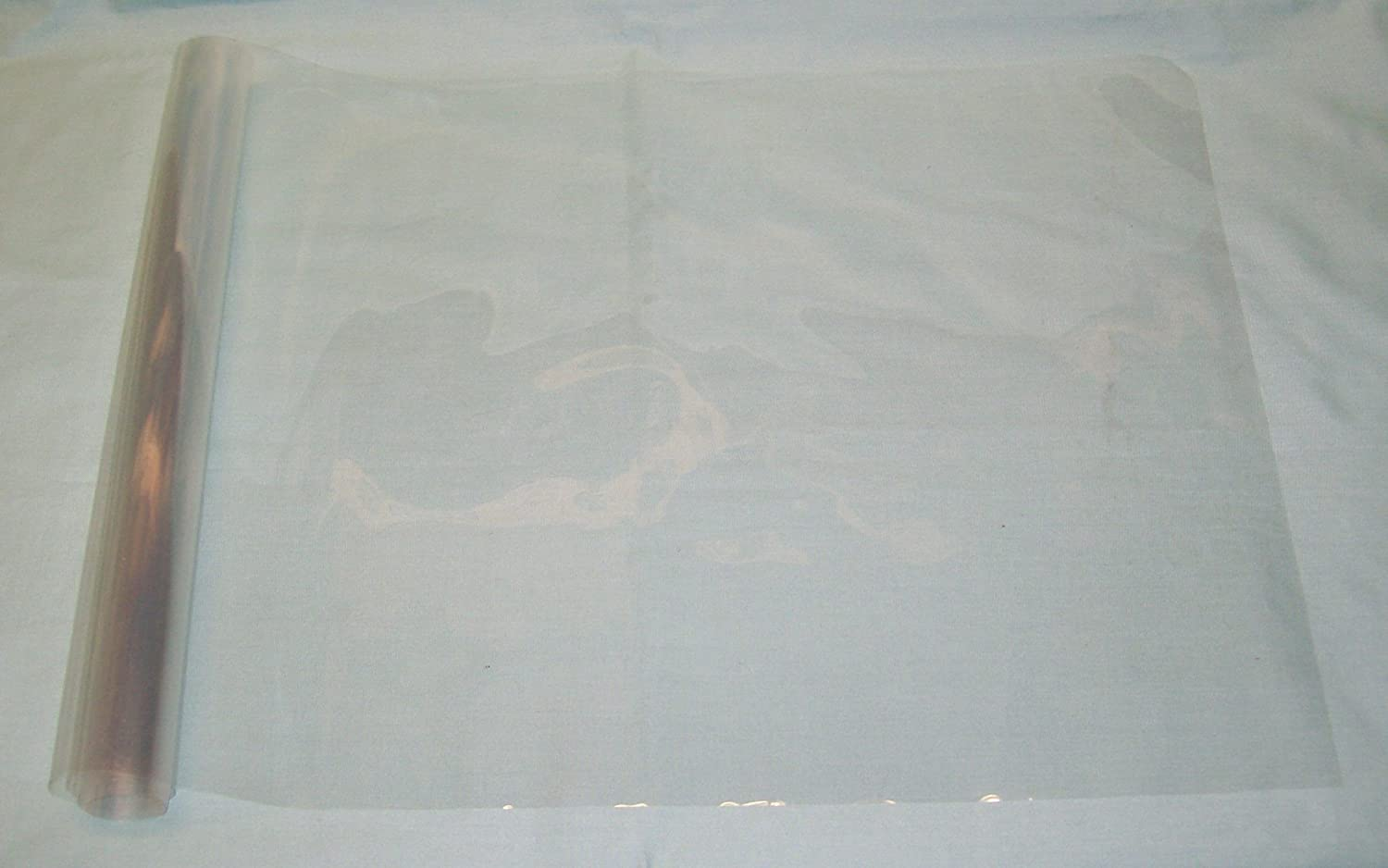 10 Yard Roll 14 2 mil Paperless Brodart Clear Archival Polyester Mylar Book Covers