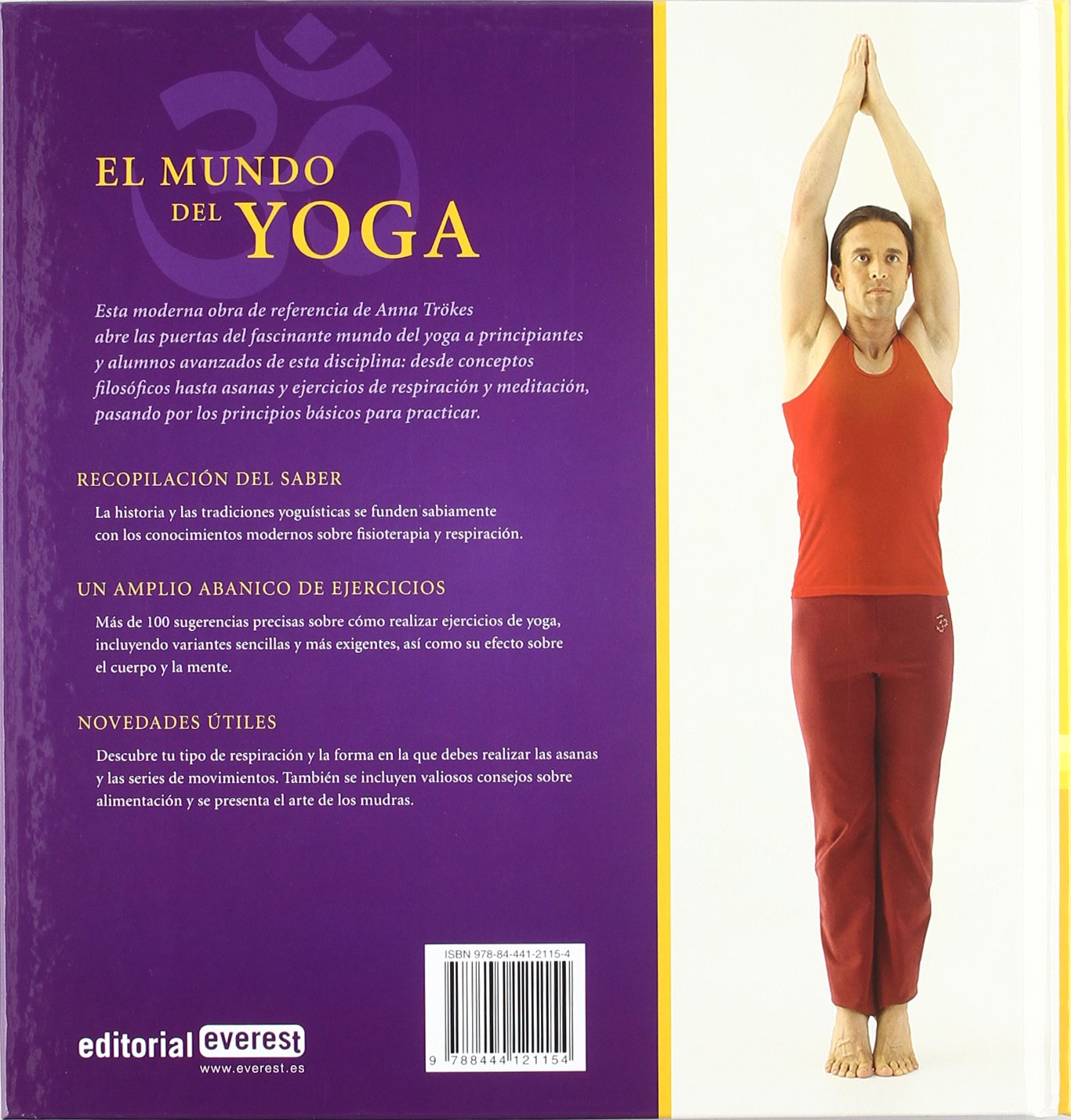 El mundo del Yoga: Anna Trökes: 9788444121154: Amazon.com: Books