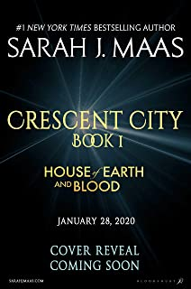 low priced ba3d1 846d3 House of Earth and Blood (Crescent City)