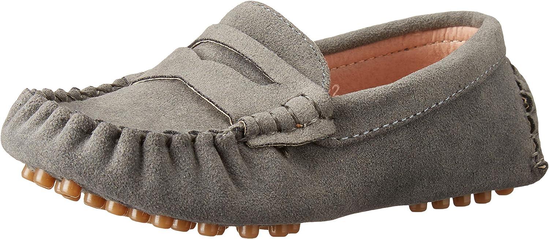 Kids Penny Loafers Flat Heel Slip