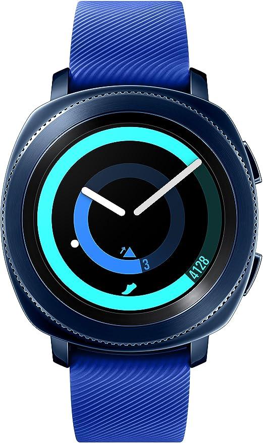 Sport R600 Samsung Sm Gear Blau Smartwatch GqzVUSMp