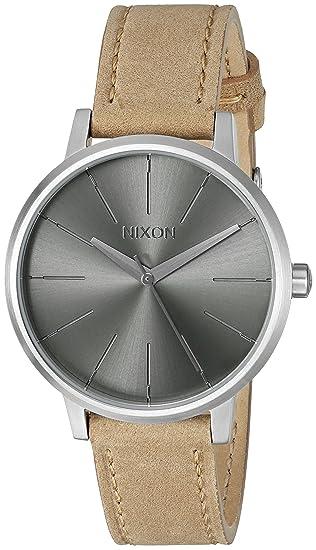 Nixon Kensington Reloj de acero inoxidable para mujer con