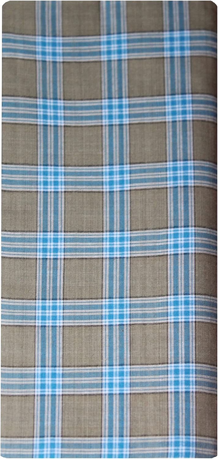 Platinum Presents Powerloom Green Color Cotton Lungi for Mens