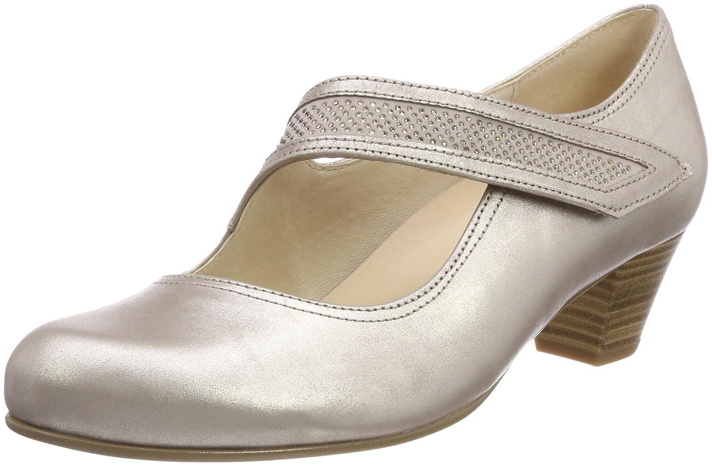 TALLA 37 EU. Gabor Shoes Comfort Basic, Zapatos de Tacón para Mujer