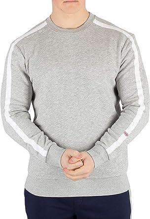 Calvin Klein de los Hombres Camisa de Entrenamiento, Gris: Amazon.es: Ropa y accesorios