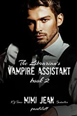 The Librarian's Vampire Assistant, Book 2 Kindle Edition