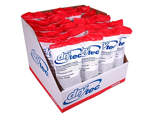 Drytec Calcium Hypochlorite Chlorinating Tablets