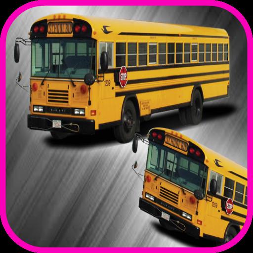 Real School Buses - Prada Kids