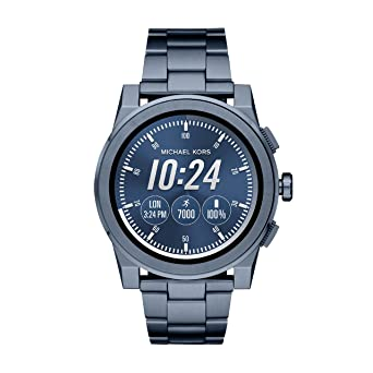 634de9e27cf1 Image Unavailable. Image not available for. Colour  Michael Kors Men s  Smartwatch Grayson MKT5028