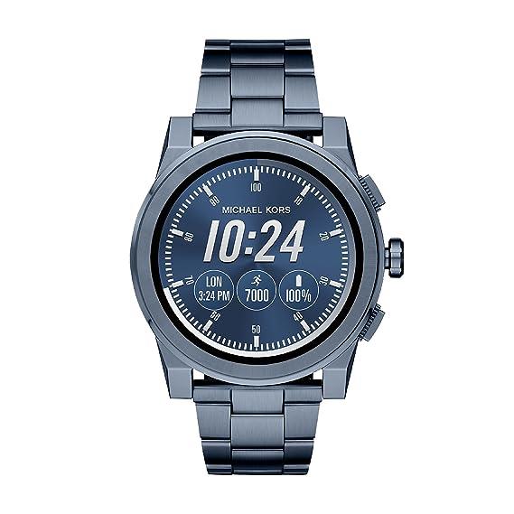 Michael Kors Reloj Hombre de Digital con Correa en Acero Inoxidable MKT5028