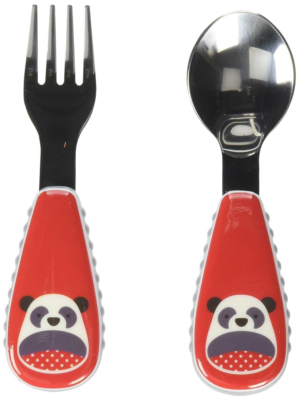 Skip Hop Zootensils Fork and Spoon Utensil Set, Pia Panda SK-232123