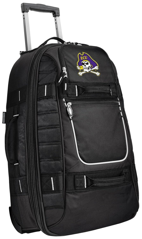 Broad Bay Small East Carolina University Carry-On Bag Wheeled Suitcase Luggage Bags