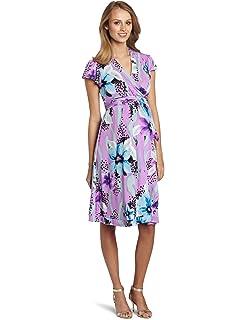 2dde5f9412 Everly Grey Women s Jill Maxi Maternity and Nursing Tank Dress at ...