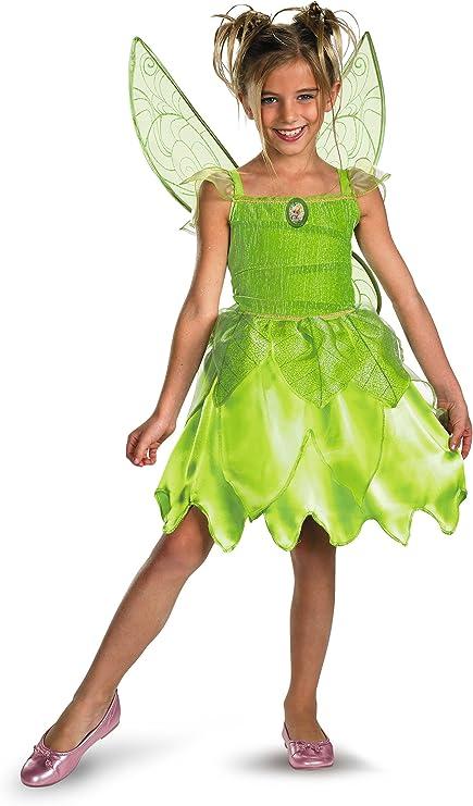 Amazon.com: Disfraz de niña, Disney, hadas ...