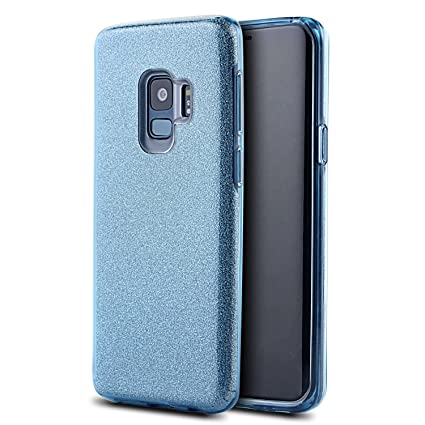separation shoes a6dad 3f97e Amazon.com: HODCY Phone Case for Samsung Galaxy S9 Case, Luxury ...