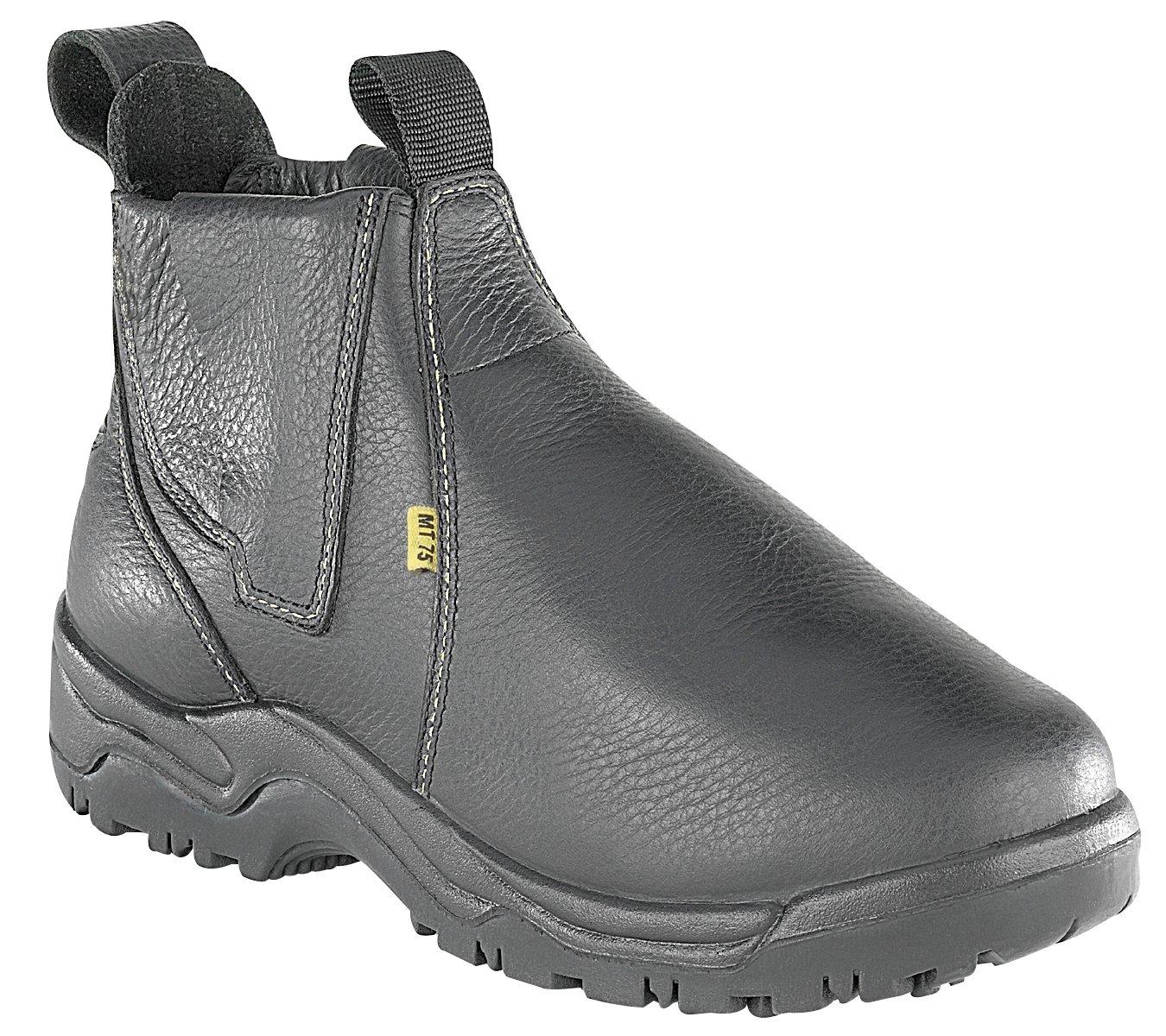 Florsheim Work Men's Hercules FE690 Work Shoe, Black, 13 D US by Florsheim (Image #1)