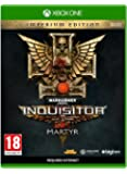 Warhammer 40K Inquisitor Martyr - Imperium Edition (Xbox One)